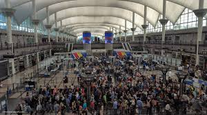 Denver International Airport Murals New World Order by Walk With Me Through The Streets Of Denver Colorado Came Saw Loved