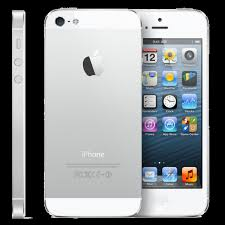Apple iPhone 5 32GB White & Silver Unlocked A1428 GSM