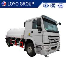 100 Water Tanker Truck Sinotruk Howo Used Mounted Well Drilling Rig