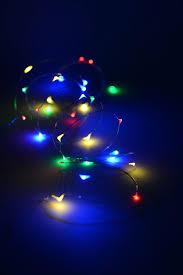 lights up shoe strings everlasting glow micro led light string
