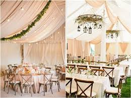 Romatic Blush Pink Wedding Tents