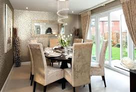 Sheen Dining Room Decorative Ideas Wallpaper Simple With Photos Of Decor