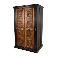 74% OFF - Large Carved Wooden Armoire / Storage 59 Off Golden Honey Wooden Armoire Storage Dressers Outstanding Dressers Chests And Bedroom Armoires 2017 Mele Co Chelsea Jewelry Dark Walnut Bedroom Fniture Shabby Chic Vintage Classic Readers Gallery Fine Woodworking Wardrobes Closets Wardrobe Armoires Amazoncom Closet Modern Contemporary Dresser Amish Queen Anne Living Room Rustic Home Design Of White Cabinet With Beds Child Blackcrowus