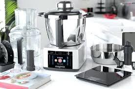 de cuisine multifonction chauffant de cuisine multifonction chauffant magimix cook expert le