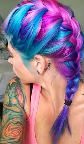 Pink And Purple Choose An Amazing Shade Make Sure That You Get Experienced Stylist