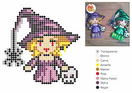 Halloween Perler Bead Templates by Patrones Hama Beads De Halloween Perler Beads And Beads