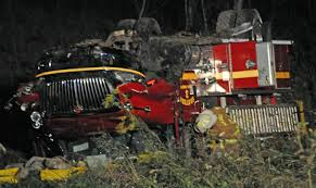 Newaygo County Man In Critical Condition After Kent County Car ... Firefighter In Serious Cdition After Firetruck Crash Brooklyn Car Involved With St Louis Fire Engine Fox2nowcom Fire Truck Accident Close Call For Jewel Rawhide And Velvet Dc Changes Protocol After 8 Firefighters Injured Engine Rusted Bolt Blamed Brac Truck Cayman Compass Zeeland Twp Falls Down Ditch En Route To Youtube Ks Hurt Apparatus Crash News Unbelievable Firetruck Accidents Fire Trucks While Responding Palmetto Expressway Reopens Driver Killed Following With Firetruck Sunday Results In Minor Injuries Crashes Into Ditch Along Old Highway 395 Nbc 7 San Diego