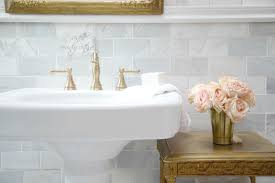 Delta Champagne Bronze Bathroom Faucet by Bathrooms With Bronze Fixtures Cintinel Com