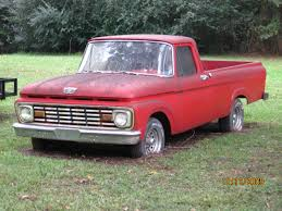 100 Ford Unibody Truck For Sale 1961 For 1959 For S