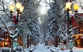 Best Type Of Christmas Tree Lights by America U0027s Best Towns For The Holidays Travel Leisure
