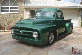 100 1953 Ford Truck For Sale Ford F100 Custom 50thanniversary