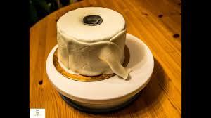klopapier torte aus fondant selber machen