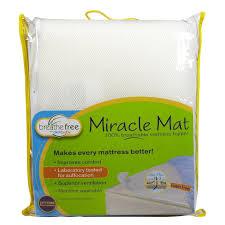 Dex Bed Rail by Dex Baby Miracle Mat Breathable Crib Mattress Pad U2013 Ny Baby Store