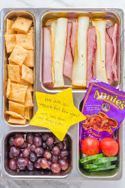 Easy Preschool Lunch Ideas For Toddlers Deli Meat School Toddler Lets You Get Semi