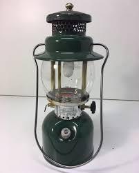 Ebay Antique Kerosene Lamps by Vintage Coleman Lantern Single Mantle Model 242c Green Ebay