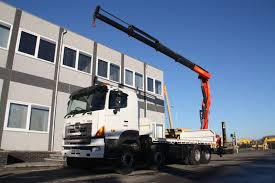 HINO 700FY Crane 2008 Truck General | Delta Machinery Netherlands