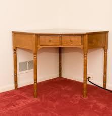 Ethan Allen Small Secretary Desk by Ethan Allen By Baumritter Corner Desk Ebth
