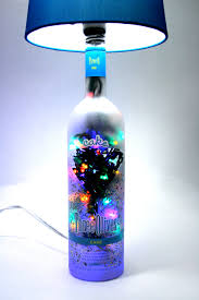 Nuka Cola Lava Lamp by Beer And Liquor Cake Led Lighted Cake Lamp Three Olives Vodka 4