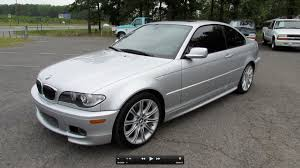 2006 BMW 330ci ZHP Start Up Exhaust Test Drive and In Depth