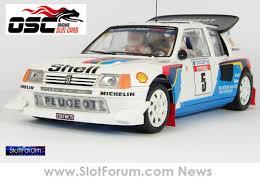OSC News Peugeot 205 T16 Evo 2 News SlotForum