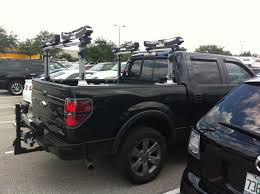 Surf, SUP, And Kayak Rack | Thule Xsporter Pro - StoreYourBoard.com Thule 500xtb Xsporter Pro Height Adjustable Alinum Truck Bed Rack Roof Lovequilts 2008 Nissan Frontier Se Crew Cab 4x4 Photo Canada With Tonneau Cover Ladder Es For Sale 500xt System What Does Your Sup Carrying Vehicle Look Like Board Kayak Racks That Work Covers Homemade Amazoncom Multiheight Tepui Kukenam Xl Ruggized Top Tent Installed On