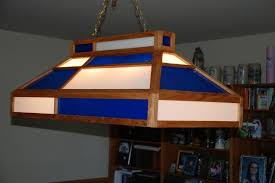 diy pool table lamp best inspiration for table lamp