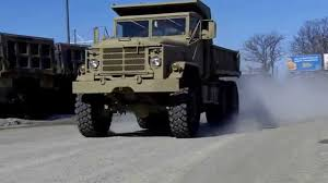 100 Army 5 Ton Truck M929 6x6 DUMP TRUCK Military Vehicle YouTube