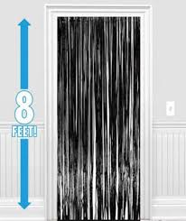 Foil Fringe Curtain Nz by Metallic Foil Curtains Decorations U2013 Just For Kids