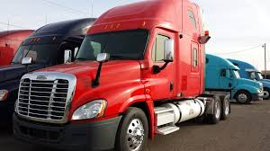 100 Lease Trucks For Atlantic And Pacific Freightways