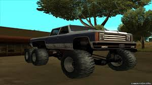 Rancher 6x6 Monster For GTA San Andreas Hilarious Gta San Andreas Cheats Jetpack Girl Magnet More Bmw M5 E34 Monster Truck For Gta San Andreas Back View Car Bmwcase Gmc For 1974 Dodge Monaco Fixed Vanilla Vehicles Gtaforums Sa Wiki Fandom Powered By Wikia Amc Pacer Replacement Of Monsterdff In 53 File Walkthrough Mission 67 Interdiction Hd 5 Bravado Gauntlet