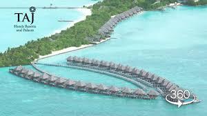 100 Taj Exotica Resort And Spa In Spite Of Fire Maldives Still Fully