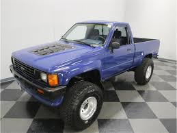 1986 Toyota Pickup For Sale | ClassicCars.com | CC-1058614 1986 Toyota Sales Brochure Efi Turbo 4x4 Pickup Glen Shelly Auto Brokers Denver Govdeals 1 Ton Long Bed Reg Cab 2wd Youtube 1990 Overview Cargurus Sr5 Extendedcab Truck Stock Fj40 Wheels Super Clean T25 Anaheim 2016 V8 Ex Bad Boy Toy 4cam 32valves Hilux Wikipedia Lift Kits Tuff Country Ezride The And Tacoma Compared Spec For Deluxe Toyota Pickup Deluxe 4x4 Regular Cab Sly Lumpkins 4runner Bfgoodrichs What Are You