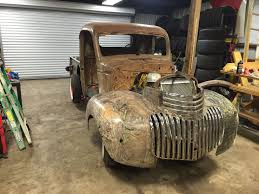 Pin By Chris Falter On 41 Chevy Truck Rat Rod Build Hemochromatosis ... Rat Rod Build Based On A 1935 Ford Truck Cab Builders My 1941 Dodge Truck Build Page 15 Rods Rule Undead Sleds September 2017 Of The Month Bryan Bossman Martin Chrome 47 Archive Naxja Forums North 1952 Chevy Short Bed Pick Up Custom Rat Rod Hot Vw 6 Foot Over 1936 Dream Theater Ls1swapped 1927 With Hand Controls 1951 Jeep Willys Pickup 24 1929 Model A Pickup Kyle Hands Stunning Hot Stinky Ass Acres Offroaderscom