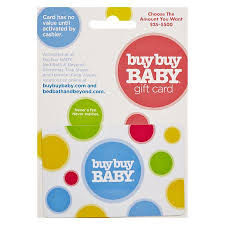 BUY BUY BABY Non Denominational Gift Card