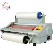 plastifier bureau en gros a3 papier machine à plastifier laminage à froid plastifieuse
