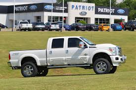 About Patriot Ford | New Ford And Used Car Dealer | Purcell