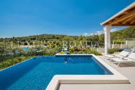 100 Infinity Swimming Luxury Villa With Infinity Swimming Pool Ciovo Luxury Croatia