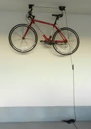 Racor Ceiling Mount Bike Lift by Weekend Project U2013 Bike Lift Here U0027s To A Full Life