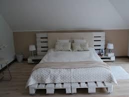 Diy Pallet Furniture Ideas Nedroom Bed Headboard Night