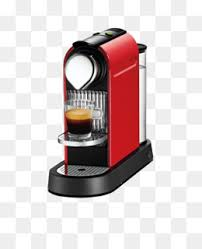 Espresso Machine PNG Transparent Clipart Free