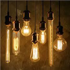 antique retro vintage edison bulb light e27 incandescent light