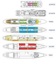 Grand Princess Deck Plan by Hhvferry Com Deckplans