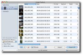 Mac iPhone photos How to import iPhone photos