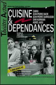 cuisine et spectacle cuisine et dépendances 1992 1993 saisons accueil mémoires