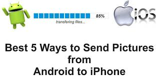 5 Best Ways to Send from Android to iPhone