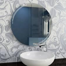 badspiegel rund ohne beleuchtung comet