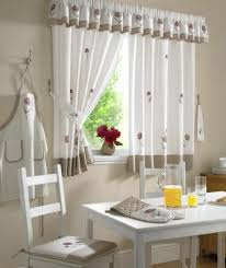 Curtains For Kitchen Looking The Inspiration