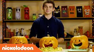 Puking Pumpkin Carving Ideas by Halloween Hacks Creating Puking Pumpkins W Jack Griffo Nick