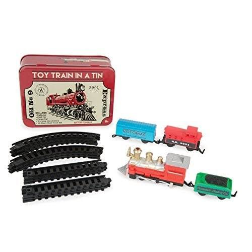 Westminster Toys Train In A Tin