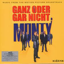 Ost Ganz Oder Gar Nicht The Full Monty Blue Vinyl Edition